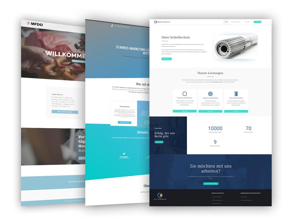 Webdesign JK Marketing